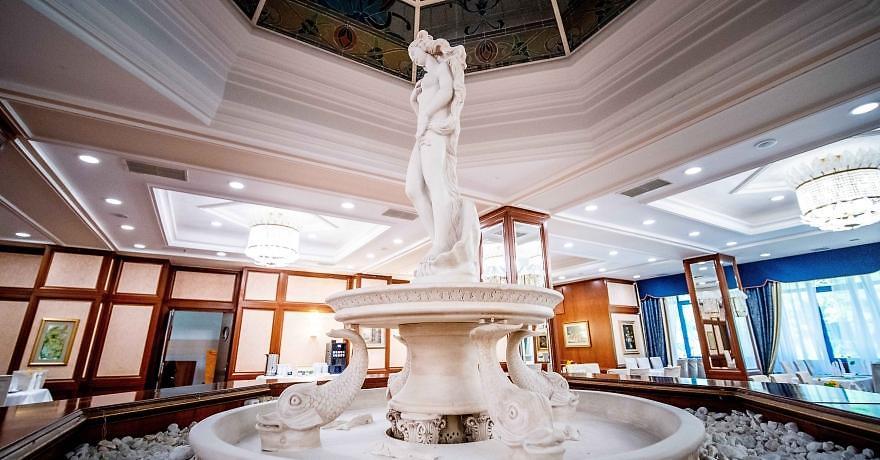 Официальное фото Санатория Одиссея 4 звезды