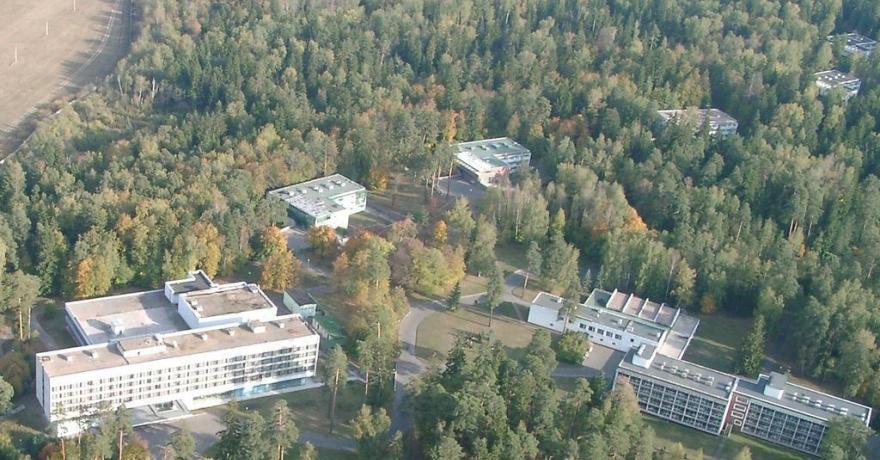 Официальное фото Пансионата Лесные Дали 3 звезды
