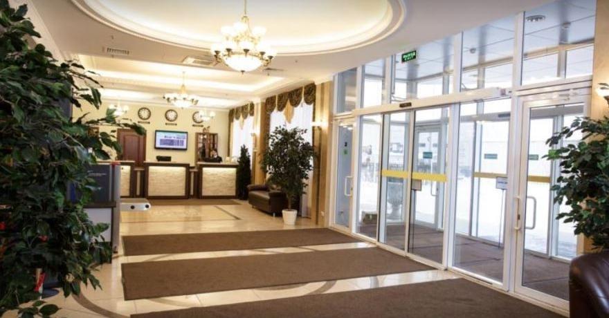 Официальное фото Отеля Релита Казань 4 звезды