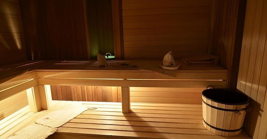 Официальное фото Санатория Матрёшка Плаза 3 звезды