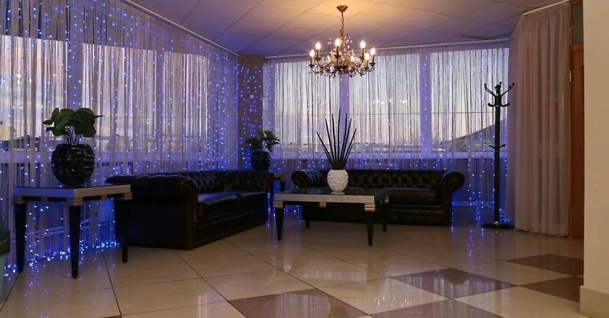 Официальное фото Отеля Гейзер 3 звезды