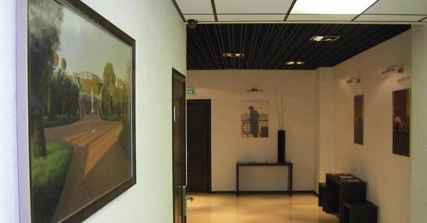Официальное фото Отеля Инсайд Транзит 2 звезды
