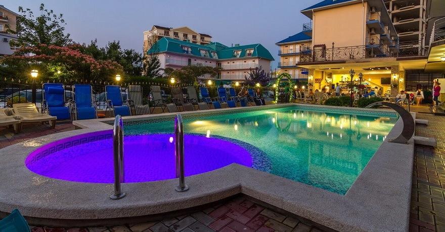 Официальное фото Курортного отеля Золотые пески  звезды