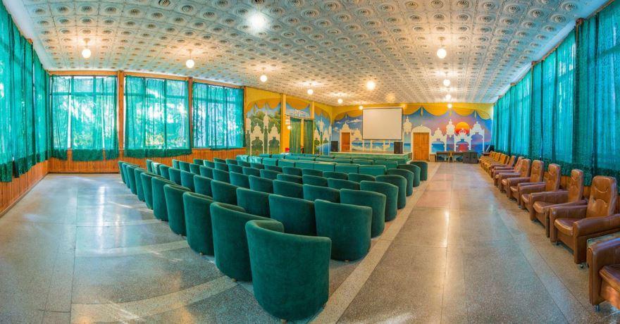 Официальное фото Санатория Алушта 3 звезды