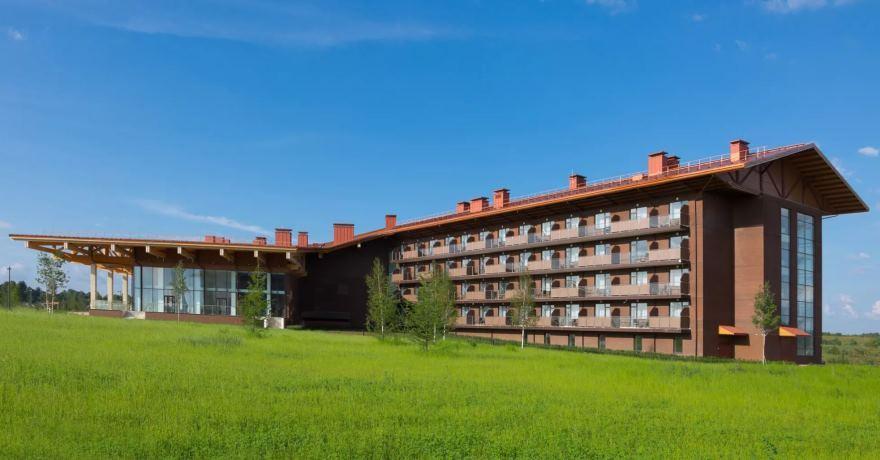 Официальное фото Отеля Азимут Переславль 4 звезды