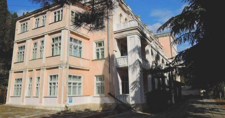 Официальное фото Гостиничного  Комплекса Юстас-Крым  звезды