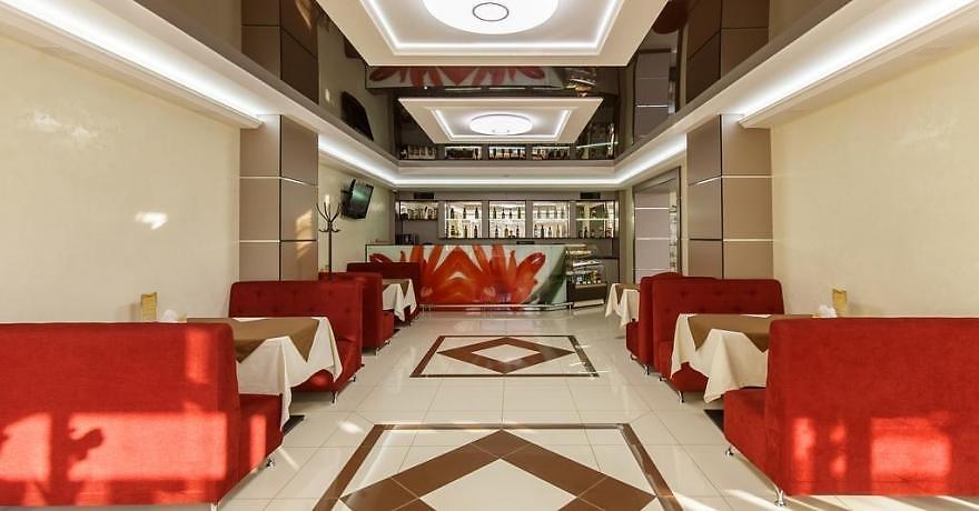 Официальное фото Гостиницы Аврора 3 звезды