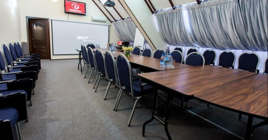 Официальное фото Пансионата-гостиницы Валентин 3 звезды