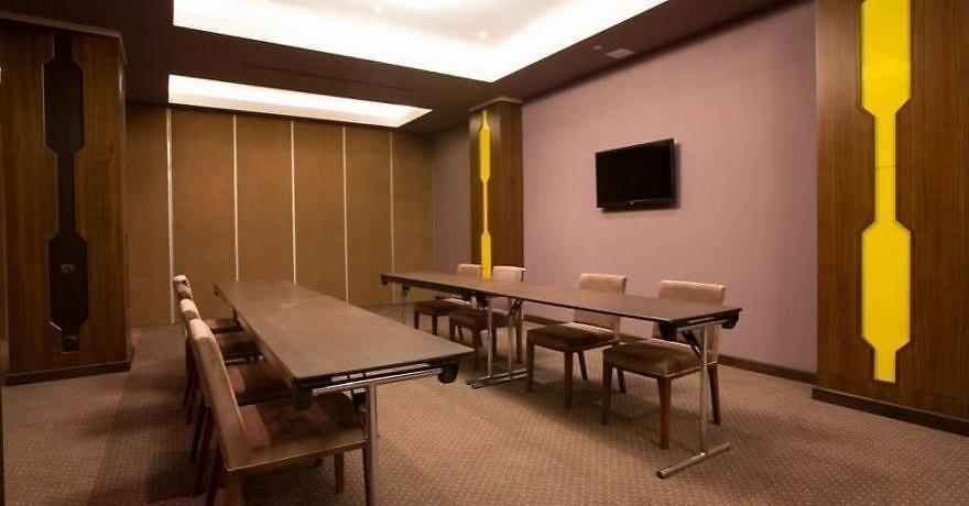 Официальное фото Отеля Новотель Конгресс  Красная Поляна 4 звезды