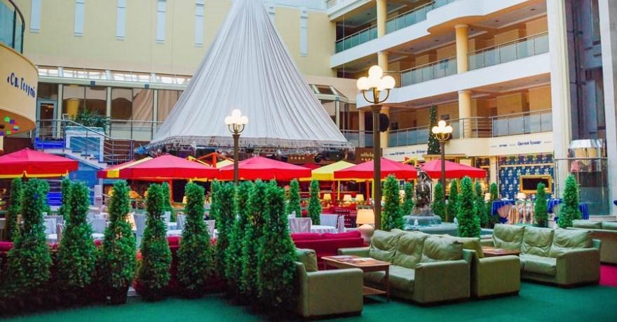 Официальное фото Гостинично-ресторанного комплекса Святой Георгий  звезды