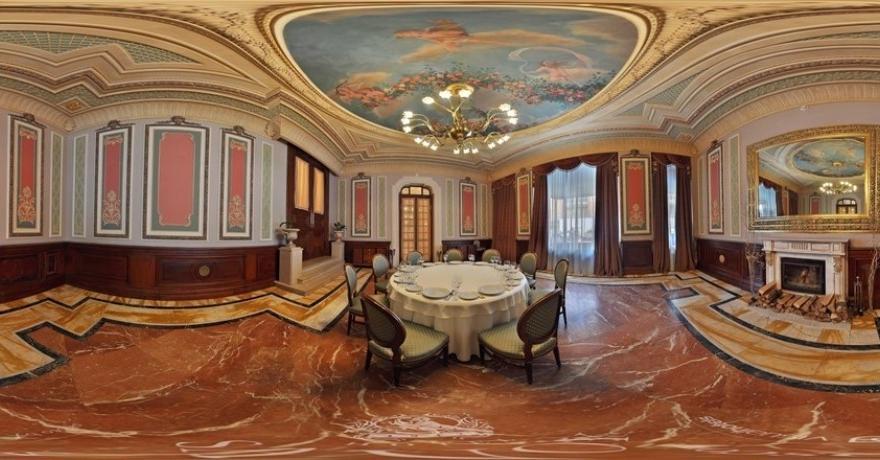 Официальное фото Бутик-Отеля Савой 5 звезды