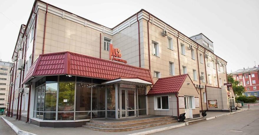 Официальное фото Гостиницы Русь 1 звезды