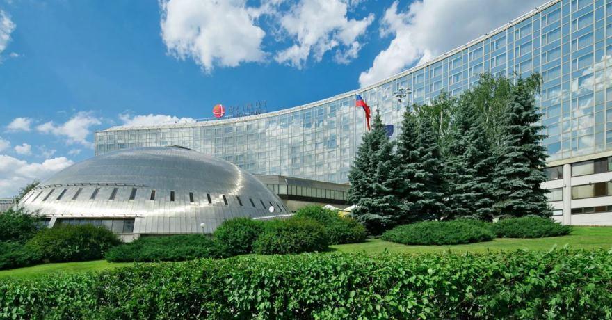 Официальное фото Отеля Азимут Олимпик Москва 4 звезды