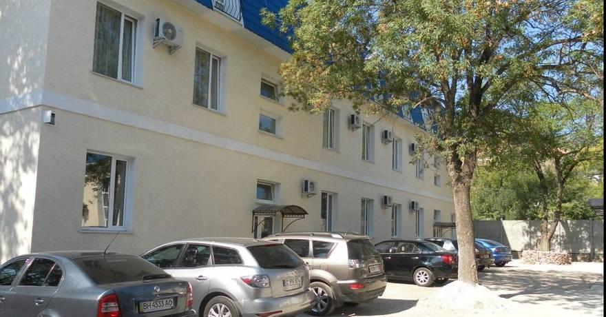 Официальное фото Отеля Fordewind Hotel 2 звезды