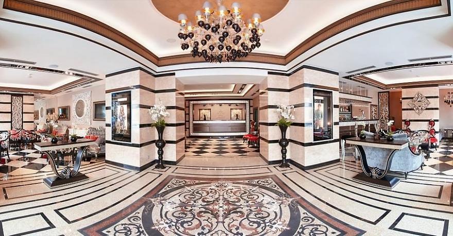 Официальное фото Бутик-Отеля Маджестик 4 звезды