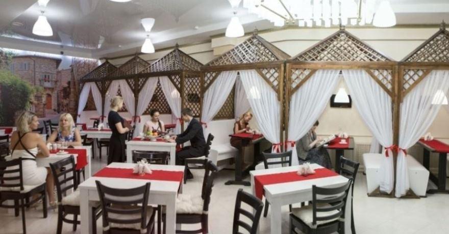 Официальное фото Отеля Амакс Золотое Кольцо Владимир 3 звезды