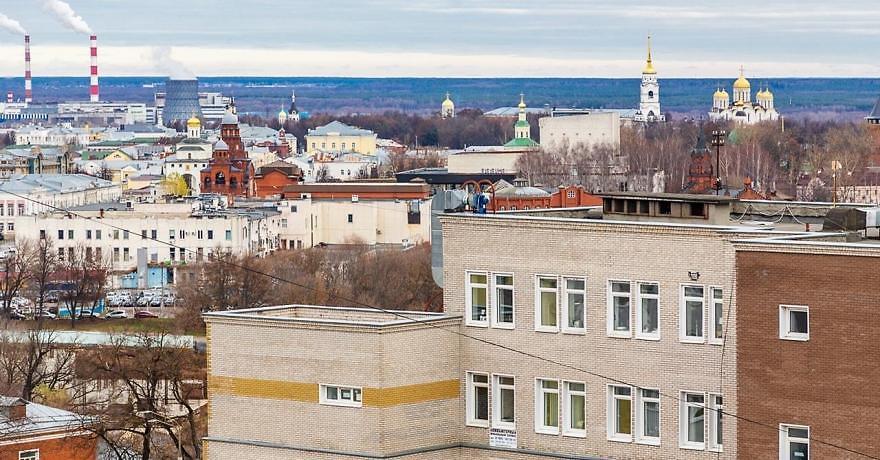 Официальное фото Отеля Заря 2 звезды