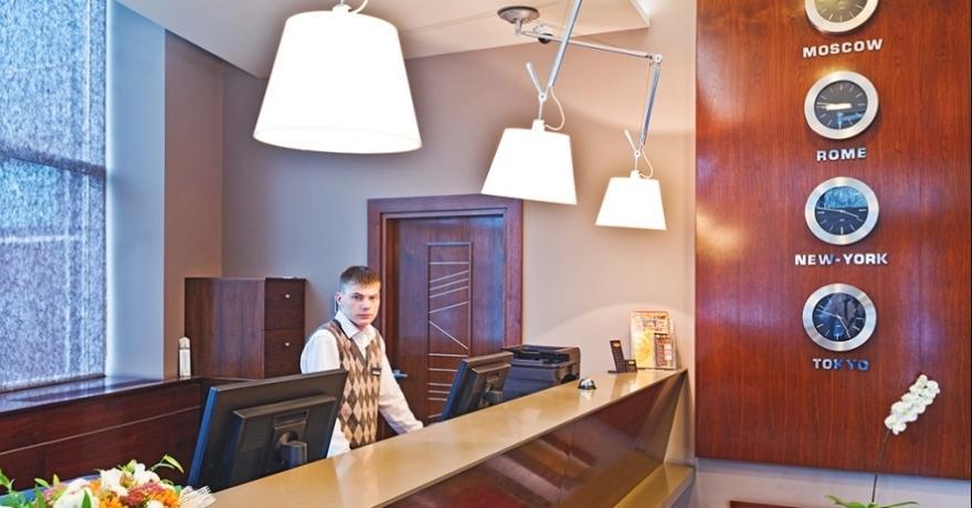 Официальное фото Гостиницы East Gate 4 звезды