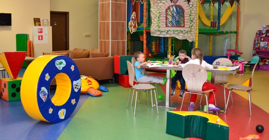 Официальное фото Санатория Русь 4 звезды