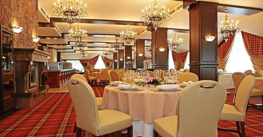 Официальное фото Гранд Отеля Поляна 5 звезды