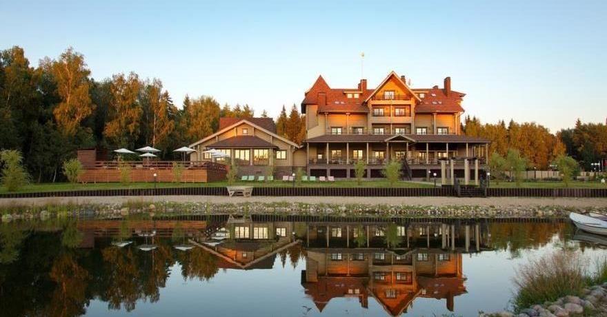 Официальное фото Эко-отеля Лепота  звезды