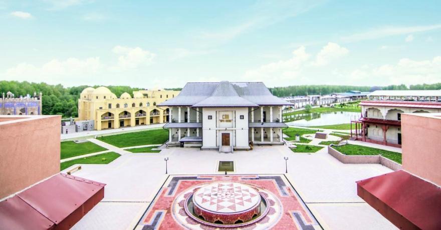 Официальное фото СПА-Отеля Шри-Ланка (ЭТНОМИР)  звезды