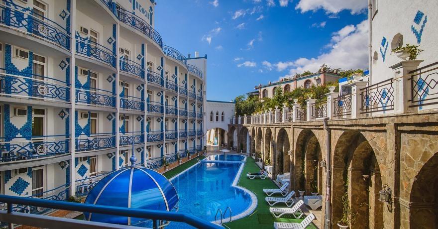 Официальное фото Отеля 1001 ночь 3 звезды