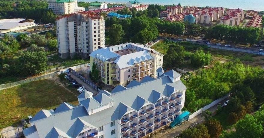 Официальное фото Отеля Мандарин 2 звезды