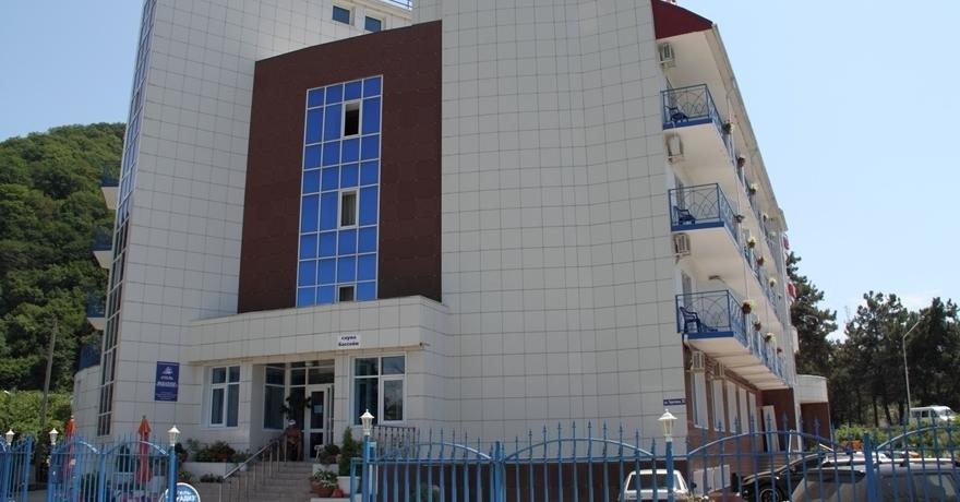 Официальное фото Отеля Парадиз  звезды