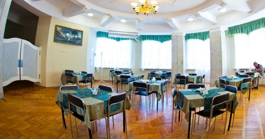 Официальное фото Санатория Руссия  звезды