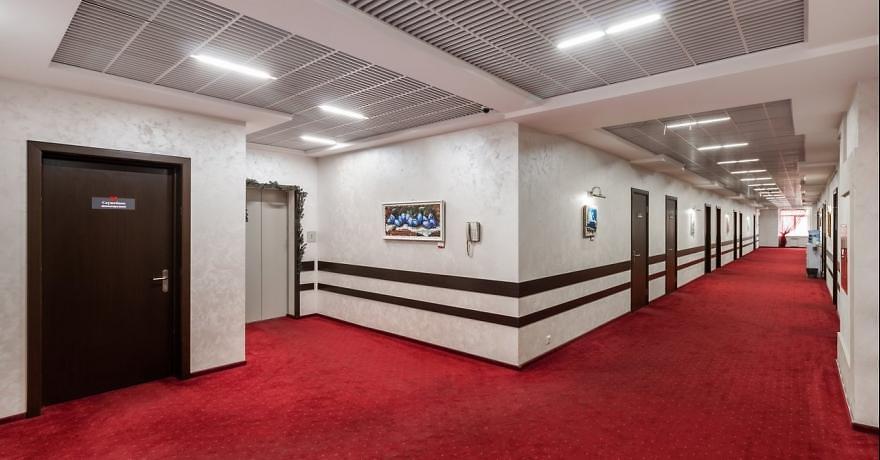 Официальное фото Отеля Веструм 3 звезды