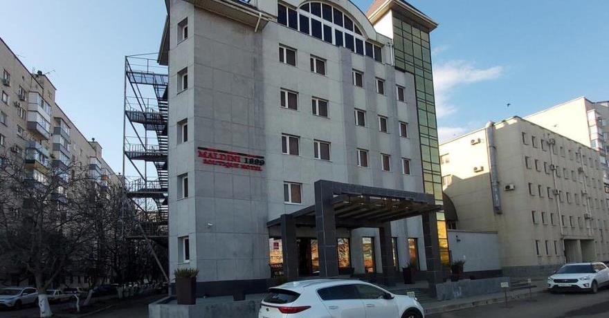 Официальное фото Бутик-Отеля Малдини 1899 4 звезды