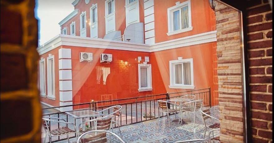 Официальное фото Гостиницы Лайт Отель 2 звезды