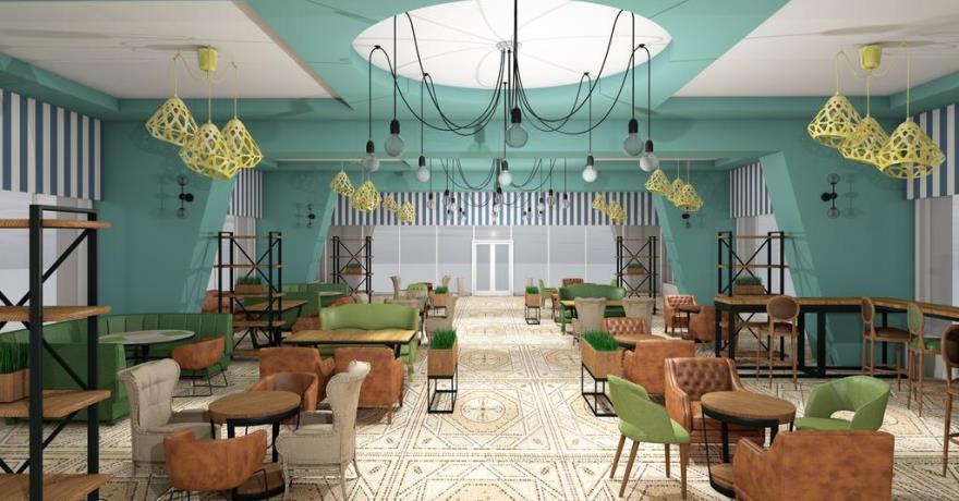 Официальное фото Отеля Амза Парк Отель  звезды