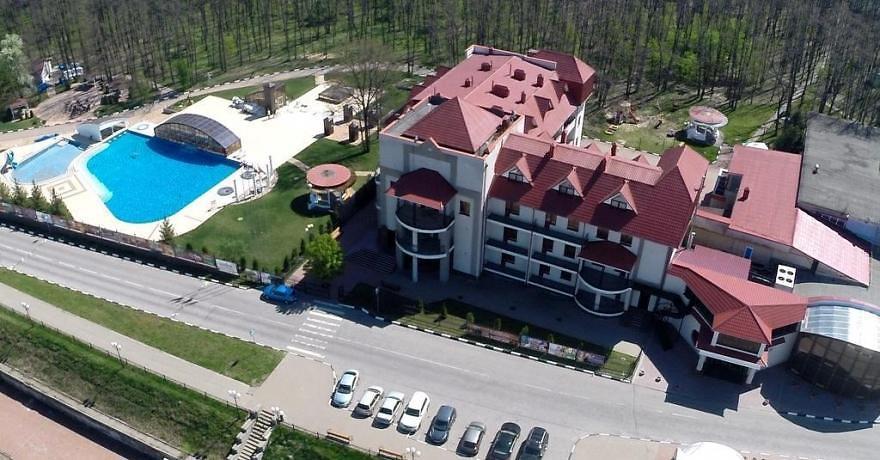 Официальное фото Гостиничного  Комплекса Белогорье 3 звезды
