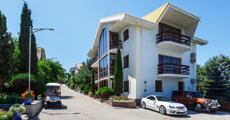 Официальное фото Апарт-Отеля Вязовая роща  звезды