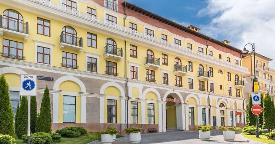 Официальное фото Отеля Мовенпик 5 звезды