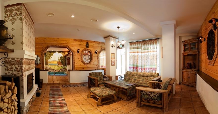 Официальное фото Гостиницы Царская деревня 4 звезды
