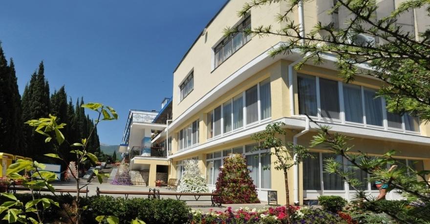 Официальное фото Курортного отеля Ателика Горизонт 2 звезды