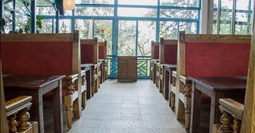 Официальное фото Санатория Утёс (корпус 1) 1 звезды