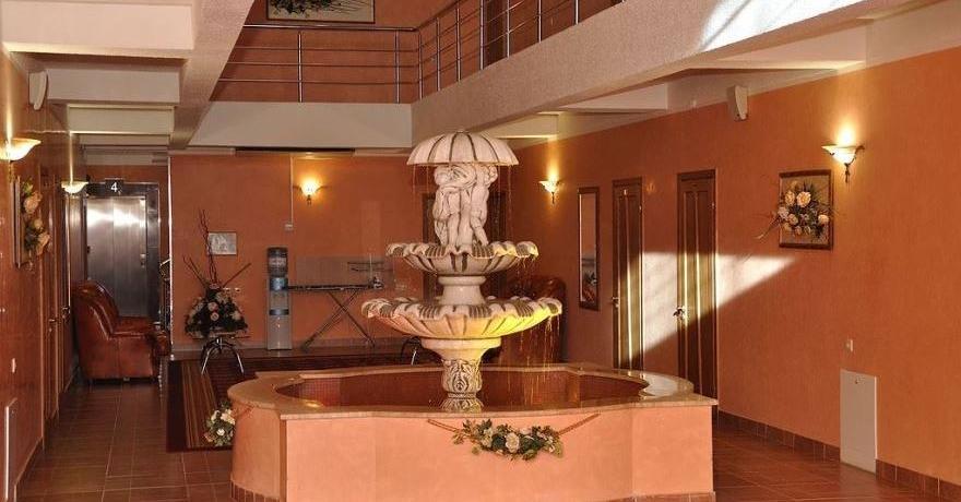 Официальное фото Гостиничного  Комплекса Атлант 3 звезды