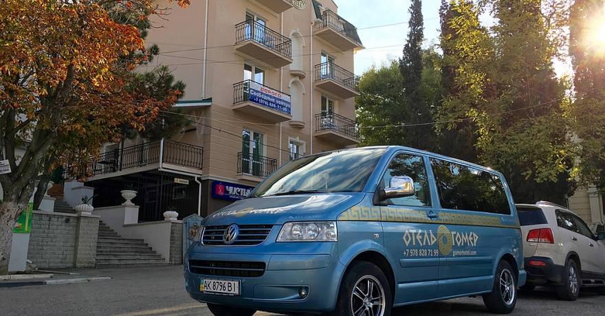 Официальное фото Отеля Гомер  звезды