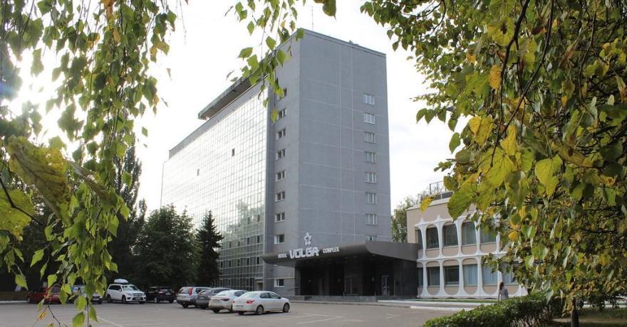 Официальное фото Гостиничного  Комплекса Волга 3 звезды