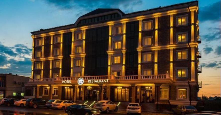 Официальное фото Отеля Карат 4 звезды
