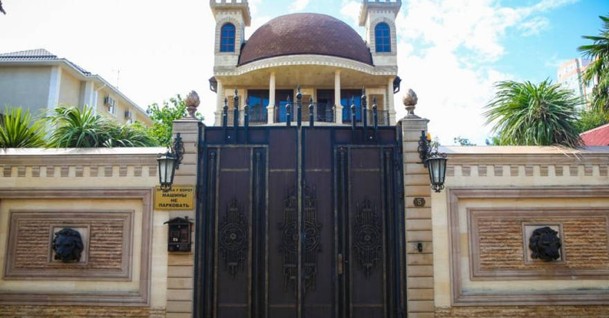 Официальное фото Отеля Касабланка 3 звезды