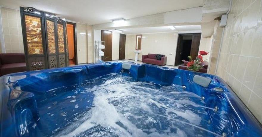 Официальное фото Отеля Приморье Делюкс 4 звезды