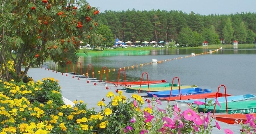 Официальное фото Санатория Озеро Белое  звезды