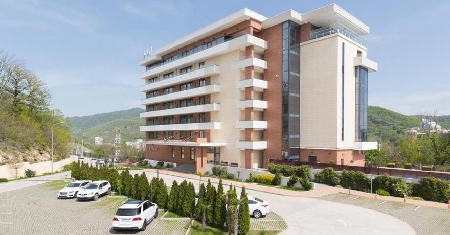 Официальное фото Отеля Лавикон 4 звезды