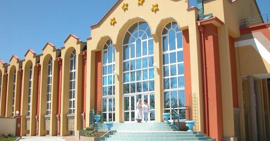 Официальное фото Санатория Долина Нарзанов Ессентуки 4 звезды