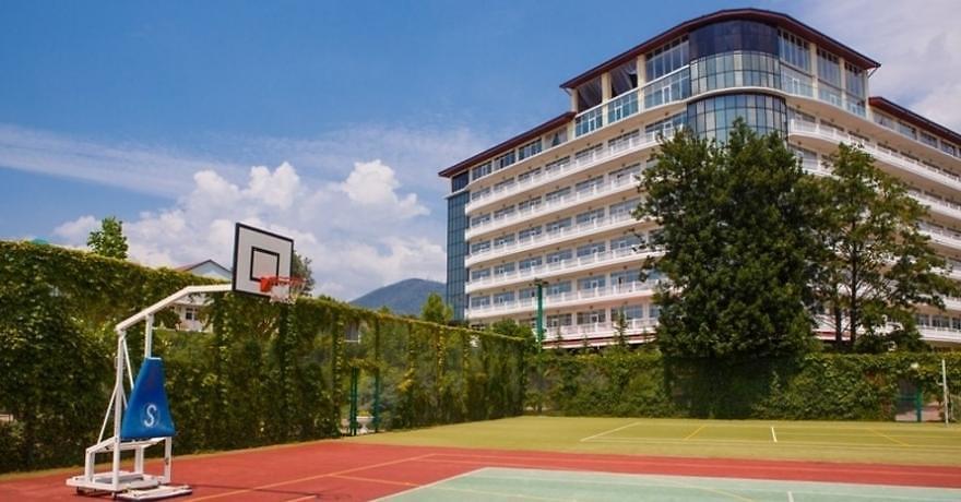 Официальное фото Отеля Прометей Клуб 4 звезды